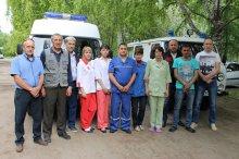 28 Апреля- День работников скорой медицинской помощи.