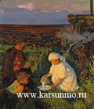 12 мая – День памяти выдающегося художника-земляка А.А. Пластова.