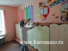 Дежурные группы в детских садах продолжат работать