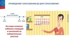 1 июля 2020 состоится общероссийское голосование по вопросу одобрения изменений в Конституцию Российской Федерации