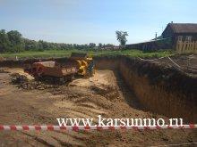 Строительство нового детского сада в с.Сосновка