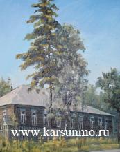 Выставка Алексея Черникова