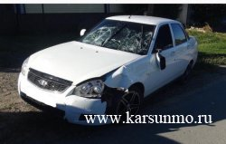 Это произошло по вине пьяного водителя!