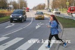Уступи дорогу пешеходу! Ошибки водителей и пешеходов.