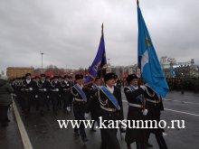 7 ноября - День воинской славы России - День проведения военного парада на Красной площади в 1941 году