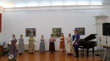 Праздничный концерт «Музыка весны», посвященный Международному женскому дню
