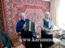 60-летний юбилей супружеской жизни семьи Токаревых