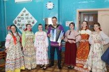 VIII Областной фестиваль-конкурс патриотической песни имени Сергея Борисова «Виват, Россия!»