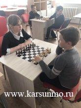 Шахматный хакатон в Языковской «Точке роста»