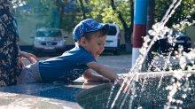 Открытие летнего сезона в парке р.п.Карсун