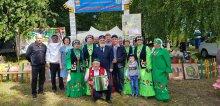 Праздник татарского народа — «Сабантуй»