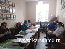 Свещание по активизации патриотической работы среди населения