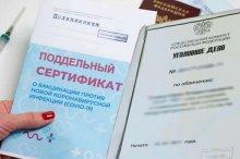 Ульяновские полицейские призывают жителей региона сообщать о продаже фиктивных документов о прививках против коронавируса (COVID-19) и отрицательных результатах теста