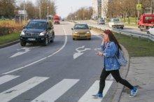 Профилактический рейд  «Юный пешеход»