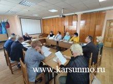 Заседание трёхстороннего комитета